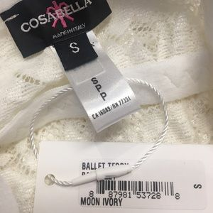 Cosabella Intimates & Sleepwear - Cosabella Ballet Teddy size S